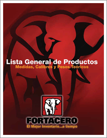 Catálogo de Productos 2016