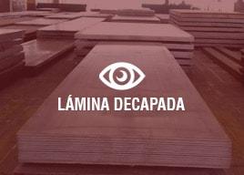 Productos FORTACERO: Lámina decapada 2