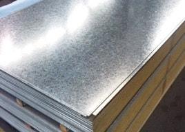 Productos FORTACERO: Lámina galvanizada