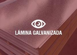 Productos FORTACERO: Lámina galvanizada 2