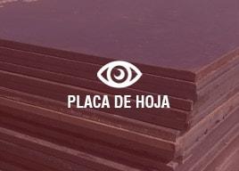 Productos FORTACERO: Placa de Hoja2